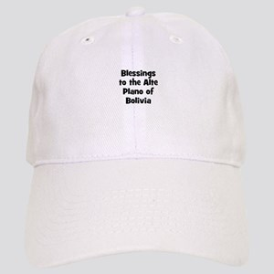 Blessings to the Alte Plano o Cap