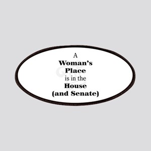 A Woman's Place is in the House and Senate Patch
