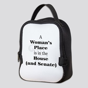 A Woman's Place is in the House and Senate Neopren