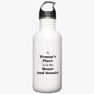 A Woman's Place is in the House and Senate Water B