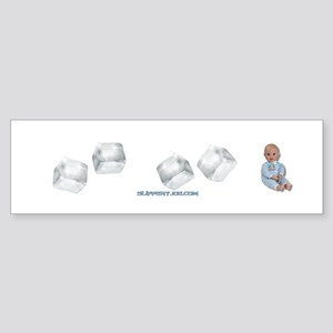 ice baby Bumper Sticker
