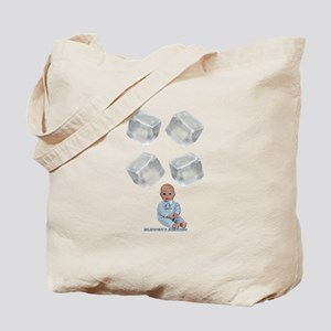 ice baby Tote Bag