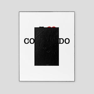 I Love COLORADO Picture Frame