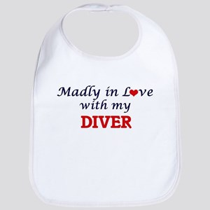 Madly in love with my Diver Bib