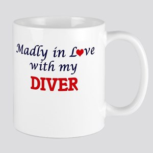 Madly in love with my Diver Mugs