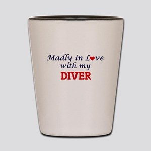 Madly in love with my Diver Shot Glass