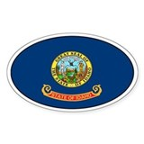 State flag Single