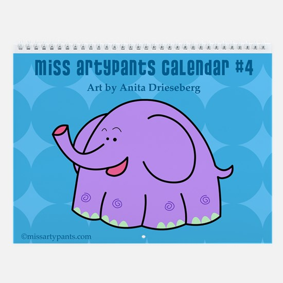 Anita's Wall Calendar #4