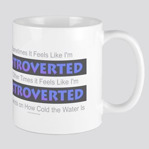 Introvert - Extrovert Mugs