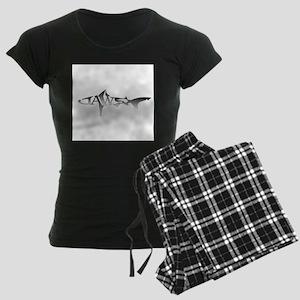 JAWS! Women's Dark Pajamas