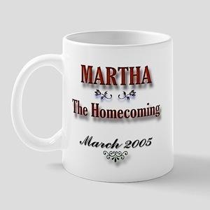 Martha Homecoming Mug