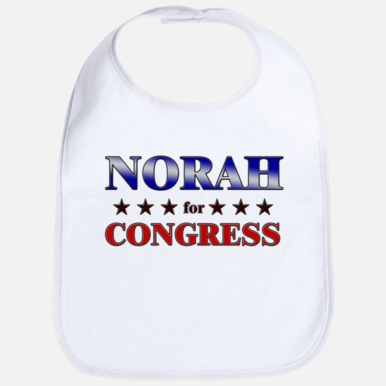 NORAH for congress Bib