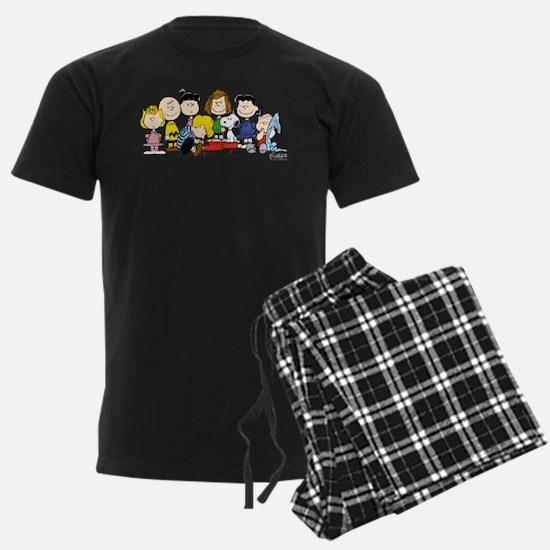 Peanuts Gang Music Pajamas