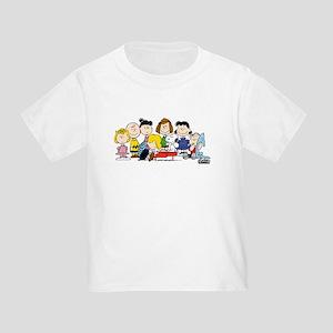 Peanuts Gang Music T-Shirt