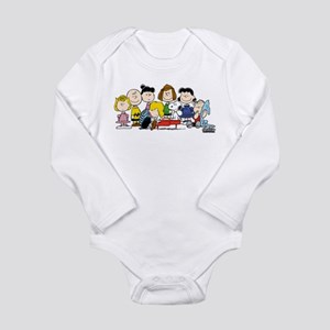 Peanuts Gang Music Body Suit