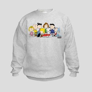 Peanuts Gang Music Sweatshirt