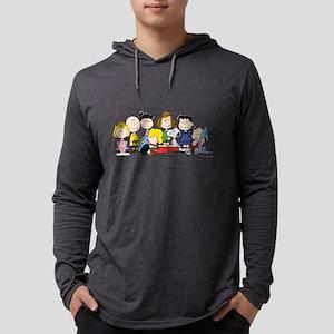 Peanuts Gang Music Long Sleeve T-Shirt