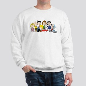 Peanuts Gang Music Sweatshirt