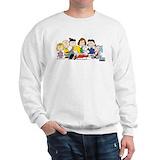 Peanuts Crewneck Sweatshirts