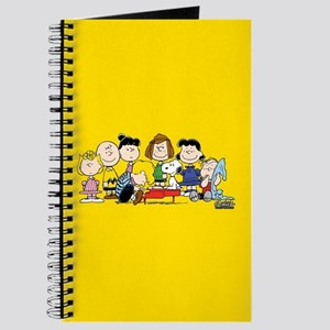 Peanuts Gang Music Journal