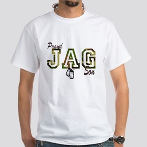 jag son White T-Shirt