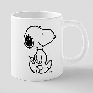 Peanuts Snoopy Mugs