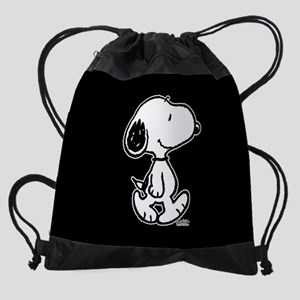 Peanuts Snoopy Drawstring Bag