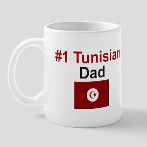 Tunisian #1 Dad Mug