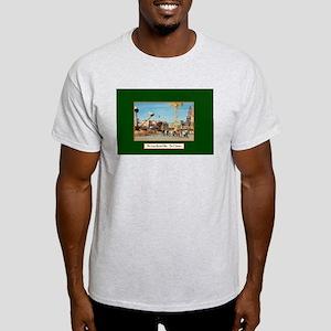 Long Beach Pike Light T-Shirt