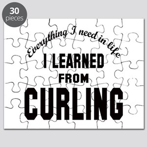 I learned from Curling Puzzle