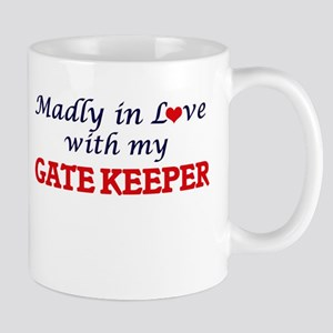 Madly in love with my Gate Keeper Mugs
