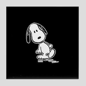 Peanuts Snoopy Tile Coaster