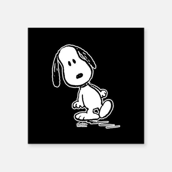 Peanuts Snoopy Sticker