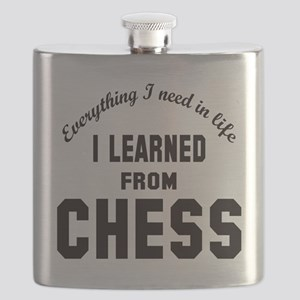I learned from Chess Flask