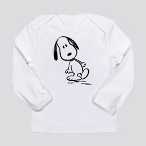 Peanuts Snoopy Long Sleeve T-Shirt