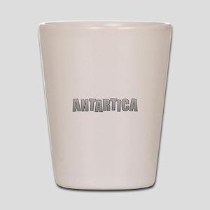 Antartica Shot Glass