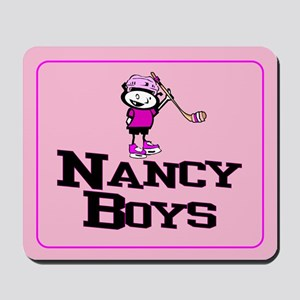 Mousepad. Nancy Boys Ice Hockey Team
