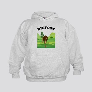 Bigfoot lives! Sweatshirt