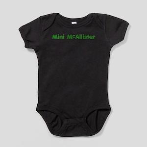 Mini McAllister Infant Bodysuit Body Suit