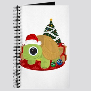 Christmas - Turtle Journal