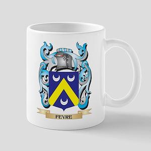 Fevre Coat of Arms - Family Crest Mugs