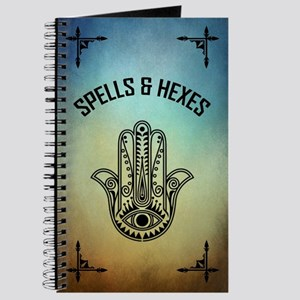 SPELLS AND HEXES Journal