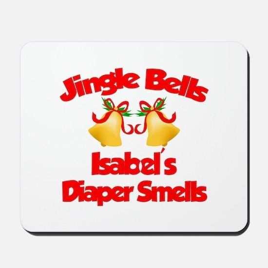 Isabel - Jingle Bells Mousepad