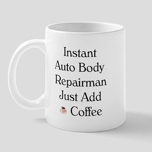 Auto Body Repairman Mug