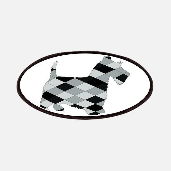 Scottish Terrier Patch