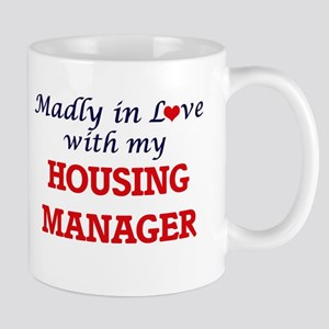 Madly in love with my Housing Manager Mugs