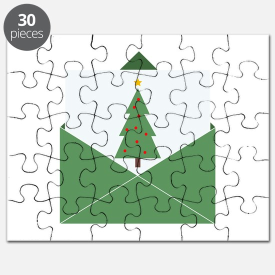 Christmas Card Puzzle