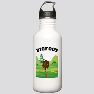 Bigfoot lives! Stainless Water Bottle 1.0L