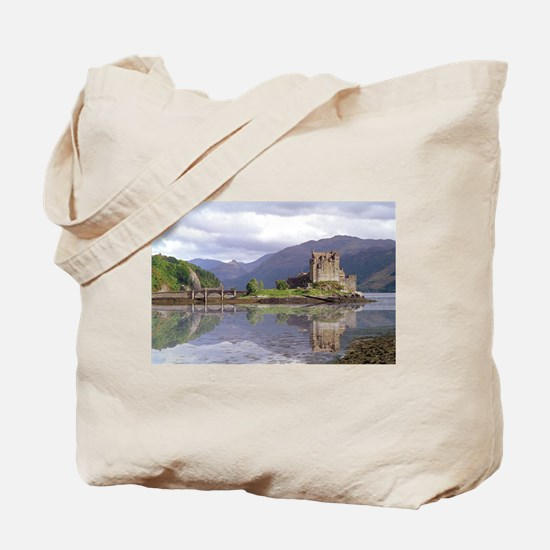 Cute Castles Tote Bag