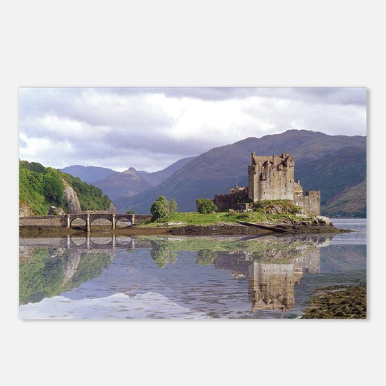 Cute Scottish Postcards (Package of 8)